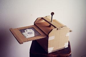 fuming box mock-up