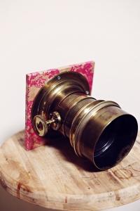 petzval lens board