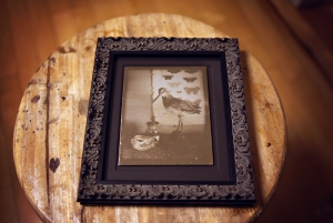 ordered frame